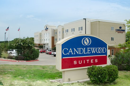 Candlewood Suites Temple-Medical Center Area: Exterior
