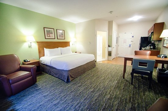 Candlewood Suites Temple-Medical Center Area: Guest room