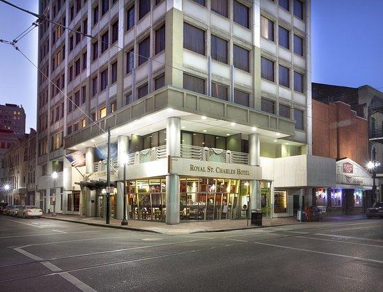 Royal St Charles Hotel