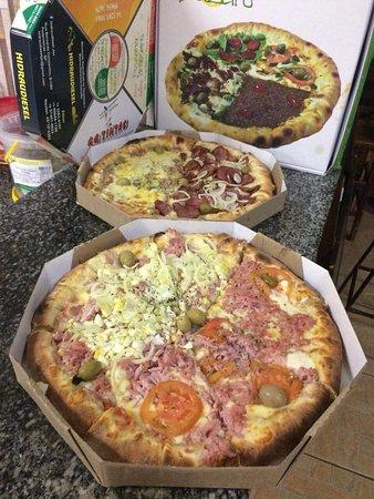 Pederneiras, SP: Pizzaria Braseiro Ecologico