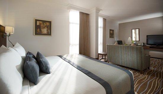 Holiday Inn Abu Dhabi Downtown: Guest room