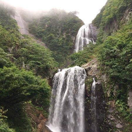Yasu Waterfall