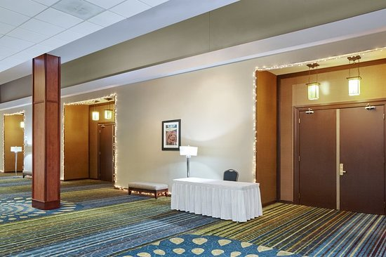 Matteson, IL: Meeting room