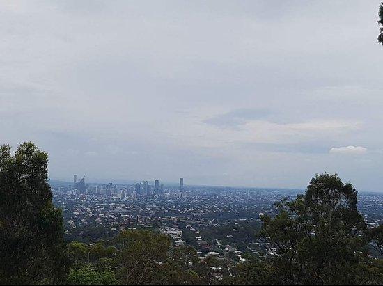 Mount Gravatt, Australia: views of Brisbane from the top