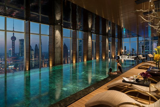 Four Seasons Hotel Shanghai at Pudong
