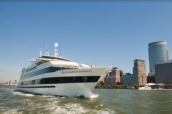 New York Jazzy Champagne Brunch Cruise