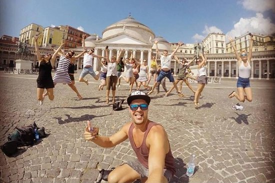 Naples and Pompeii All Day Trip from...