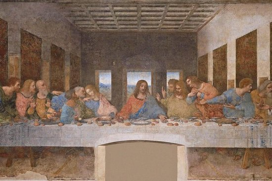 'The Last Supper' and Sforza Castle...