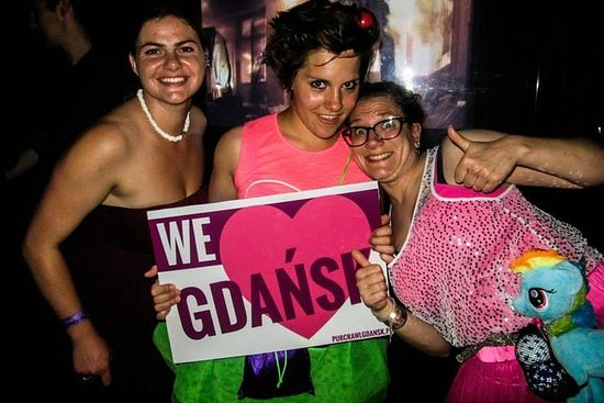 Polen: Kneipenbummel Danzig