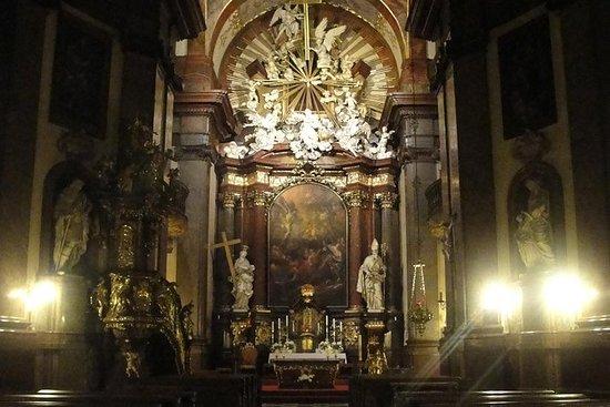 プラハの聖フランシス教会で有名なオルガンコンサート