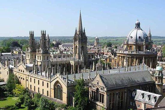 牛津 - 伯恩茅斯的梦幻城市之旅