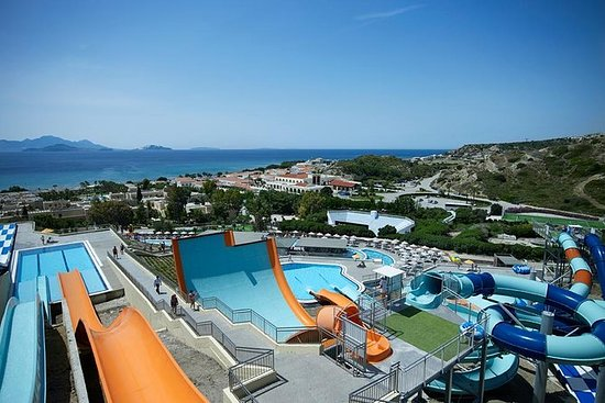 Aquatica Water Park Kos