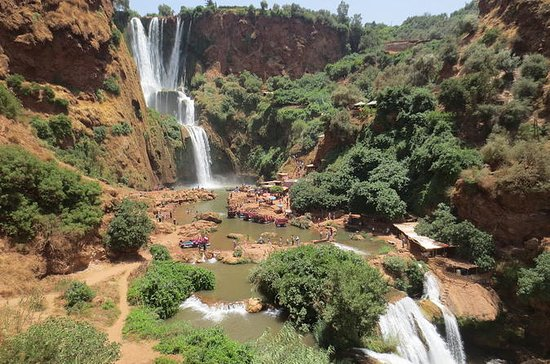 Ouzoud Falls Day Trip from Marrakech