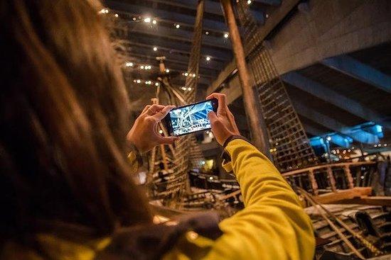 Guidet tur på Vasamuseet