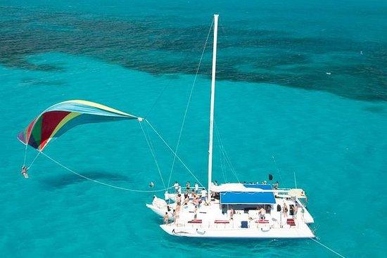 Voyage à la voile vers l'Isla Mujeres...
