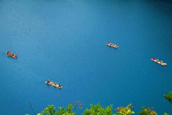 Escapada de un día a Lagunas de Montebello