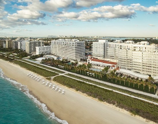 Four Seasons Hotel at The Surf Club, Surfside, Florida