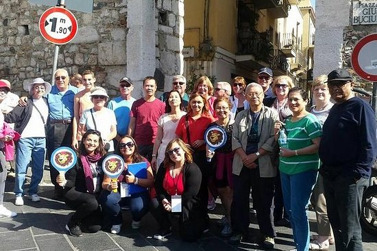Messina Shore Excursion: Full-Day Taormina and Castelmola Tour