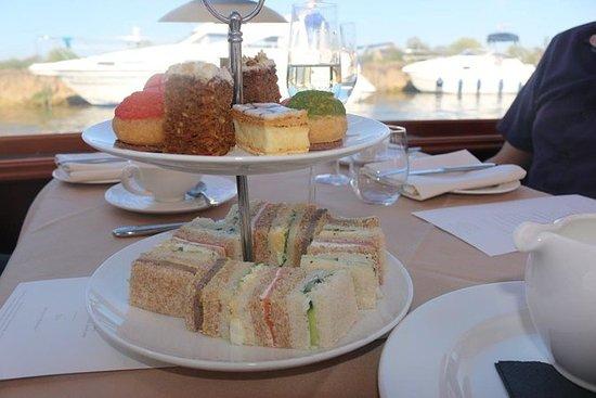 Afternoon Tea Cruise vanuit Windsor