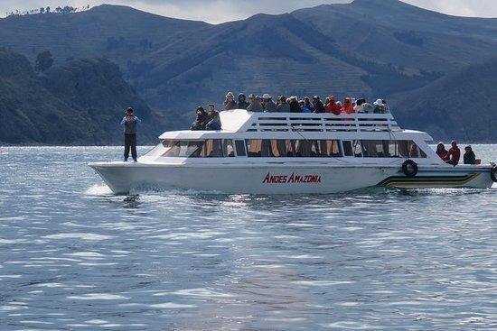 Excursión de un día al lago Titicaca...
