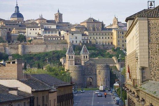 Madrid Highlights, Toledo Walking Tour...