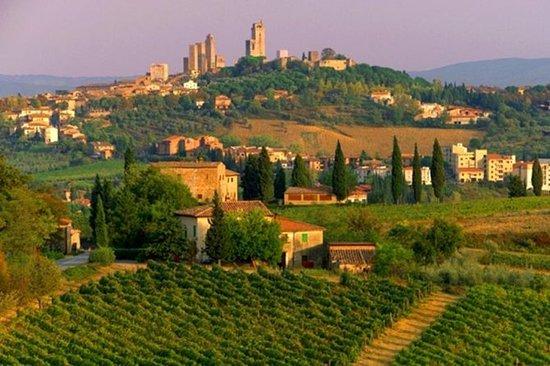 Tour del vino Chianti da Firenze