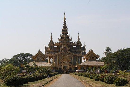 Yangon- Bago sightseeing