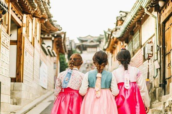 Noleggio Hanbok di 24 ore (abito
