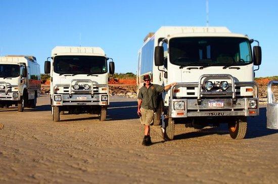 15-dages campingtur fra Darwin til...