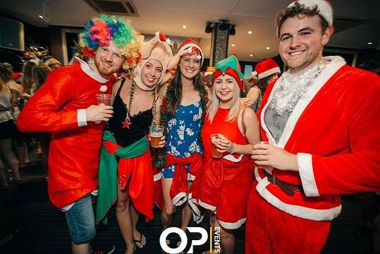 The ULTIMATE Sydney Christmas Eve...