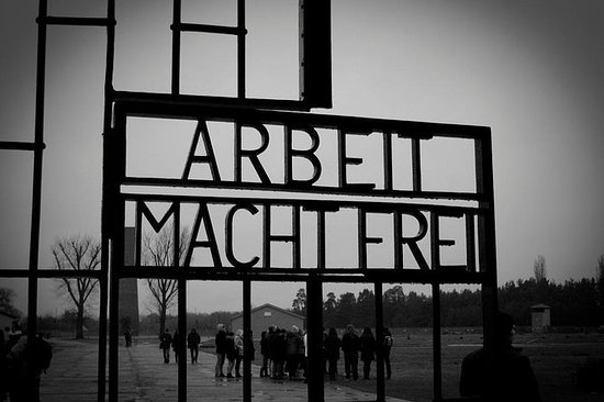Sachsenhausen Concentration Camp...