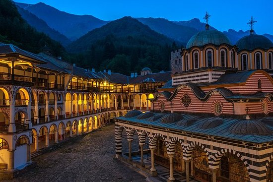 Full-Day Rila Monastery, the cave of...