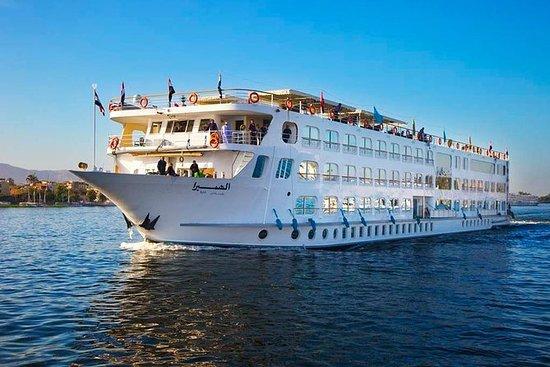Nile Cruise 5 dagar 4 natt från Aswan ...