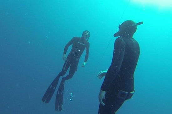 2-day Freediving Course for Beginners