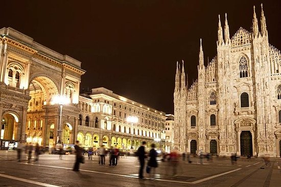 Opplyste Milan Small Group Tour for...