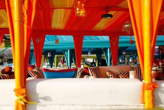 FEL-FELUCCAでナイル川の高級セーリングボート