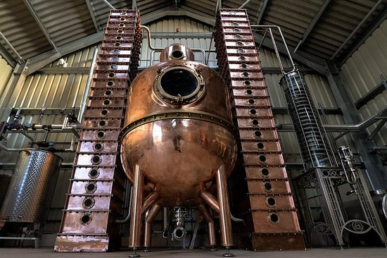 TOAD Distillery Tour (45 minuters ...