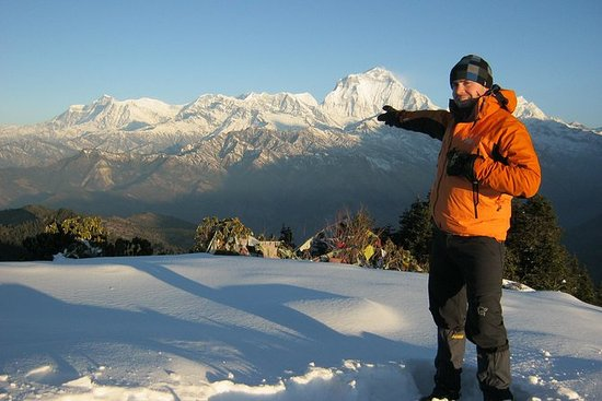 Mountain Delight Trekking a Jomsom