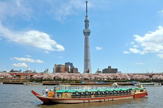 Japanese Style Lunch Cruise by...