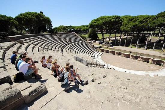 Small group: Ostia Antica tour from...