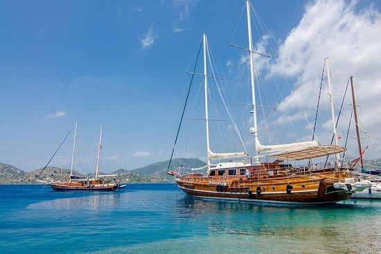 Rhodos - Symi - Tilos Cruise
