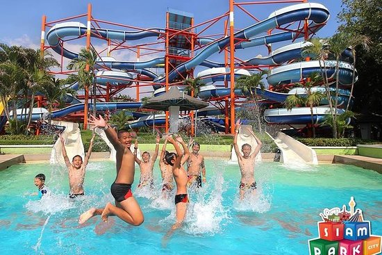 Siam Park City Bangkok Admission...