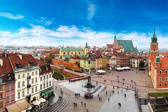 クラシックウォーソーウォーキングツアー:旧旧のワルシャワ、主要ランドマークと…
