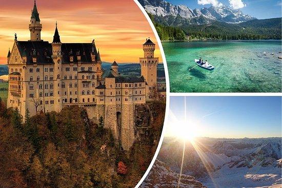 Tagestour durch das schöne Bayern...
