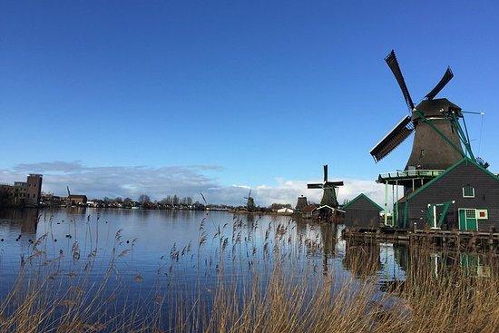 Tour de la campaña holandesa: Zaanse...