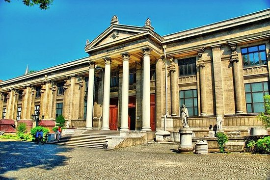 Istanbul Archäologie Museum...