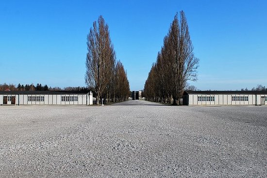In Their Shoes Dachau Memorial Tour...