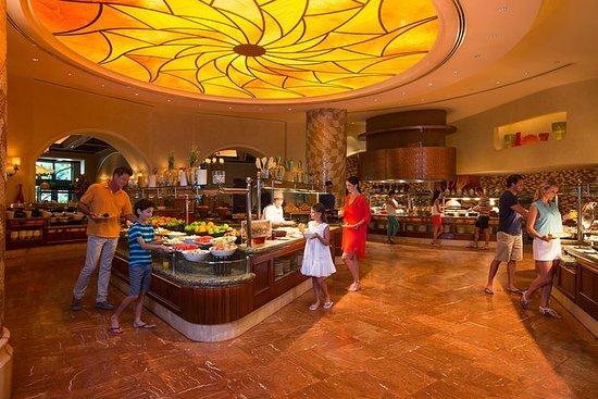 Comida Buffet en Atlantis