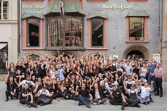 Skip the Line: Hard Rock Cafe Innsbruck Including Meal - Diamond