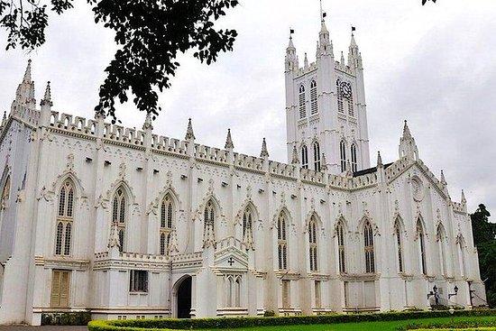 参观特蕾莎修女的家和加尔各答的教堂